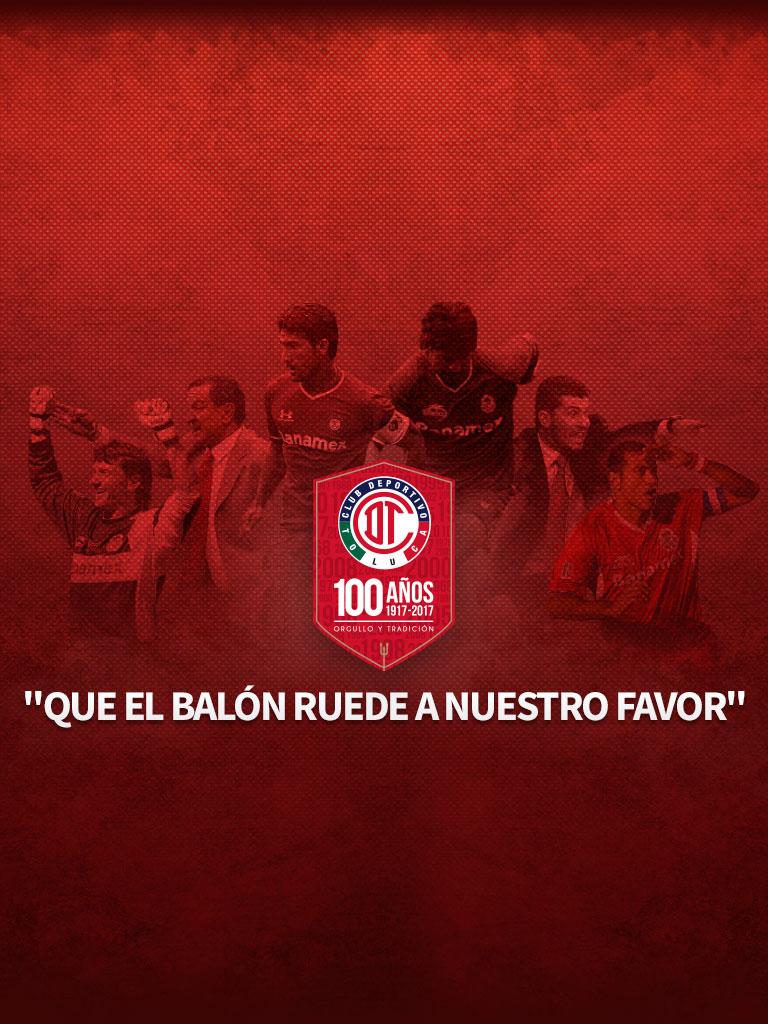 Centenario Deportivo Toluca F.C.
