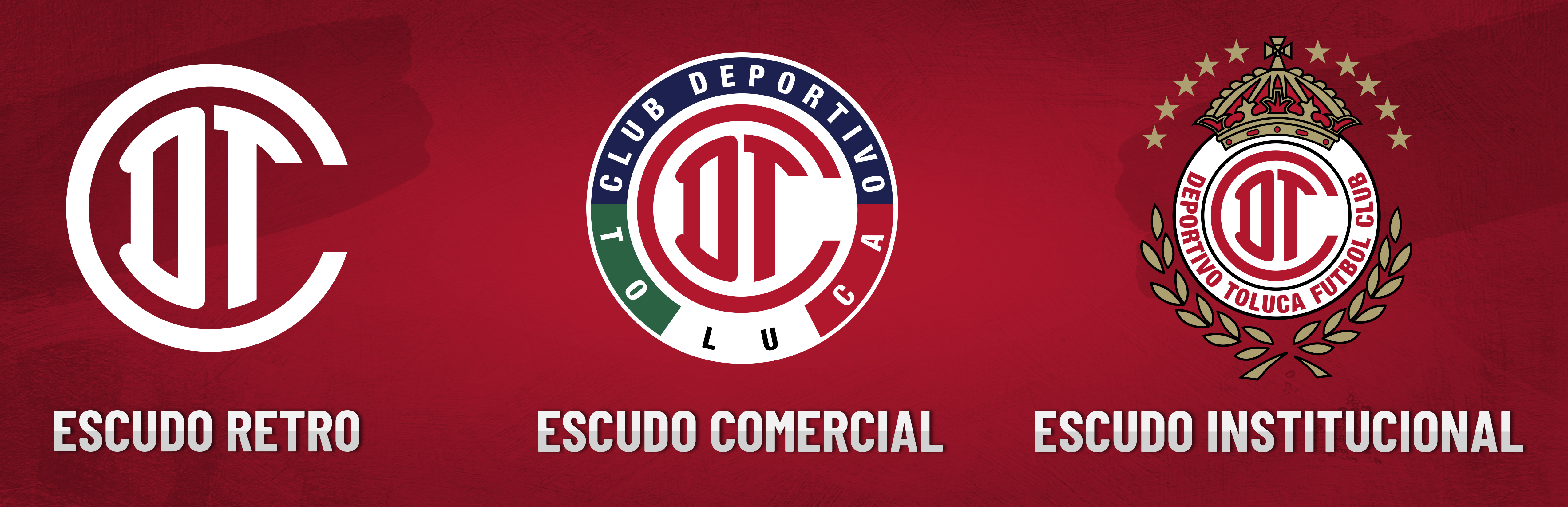 Escudo Toluca FC